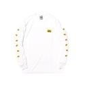 Best Hello L/S Tee White