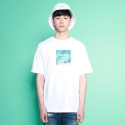[믹스테잎] CLOUD NINE TEE (white)