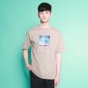 [믹스테잎] CONSTELLATION TEE (beige)