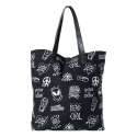 디스터비아(DISTURBIA) Downer Tote Bag