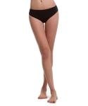 배럴 0.5mm Bikini Pants (Bottom A) - BLACK