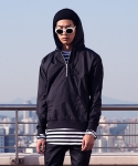 WIND BREAKER JUMPER (BLACK)