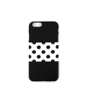 하이드앤시크(HIDE&CHIC) Polka Dot Black IPhone 6