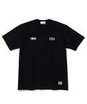 에스피오나지 EWUK Tubular T-Shirt Black