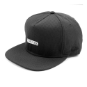 크룩스앤캐슬(CROOKS & CASTLES) Mens Woven Strapback Cap - Crooks Metal Badge