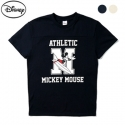 에이테일러(A-TAILOR) Footbool Mickey T-shirt