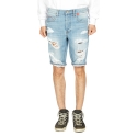 잼블(ZAMBLE) ZB 7725-s ICE vintage denim shorts