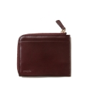 POCKET WALLET_BURGUNDY