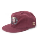 램배스트(LAMBAST) RUDE GIRL CAP(BURGUNDY)