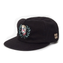 RUDE GIRL CAP(BLACK)