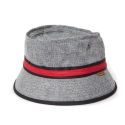 램배스트(LAMBAST) HEMP BUCKET HAT(GREY)