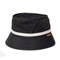 램배스트(LAMBAST) HEMP BUCKET HAT(BLACK)