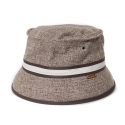 램배스트(LAMBAST) HEMP BUCKET HAT(HEMP)