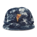 램배스트(LAMBAST) PIZZA STONE WASHED DENIM CAP