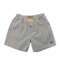 램배스트(LAMBAST) COTTON SPAN SHORT PANTS(wood grain)