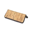 에이백(A:BAG) CORK ZIPPER WALLET