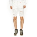 ZB 5207-S white vintage shorts