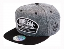 더블에이에이 피티드(DOUBLE AA FITTED) Shiny heather DA Logo cap