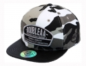 더블에이에이 피티드(DOUBLE AA FITTED) Grey Camo DA logo cap