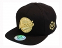 더블에이에이 피티드(DOUBLE AA FITTED) Gold MIAMI logo cap