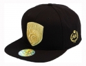 더블에이에이 피티드(DOUBLE AA FITTED) Gold BOSTON logo cap