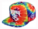 더블에이에이 피티드(DOUBLE AA FITTED) All Tiedye NATIONAL95 Logo cap