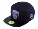 더블에이에이 피티드(DOUBLE AA FITTED) Denim Boston logo cap