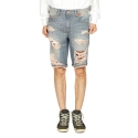 잼블(ZAMBLE) ZB 7951-S vintage denim shorts