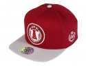 더블에이에이 피티드(DOUBLE AA FITTED) Red A logo cap