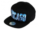더블에이에이 피티드(DOUBLE AA FITTED) Printed Chicago logo cap