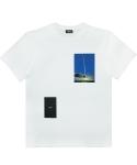 디파스칼 Ray Of Light T-Shirt White