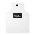 스턴트(STUNT) [스턴트] STUNT Cookie Box Logo Tank (White)