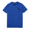 파퓰러너드(POPULARNERD) Hitchhiker t-shirt blue