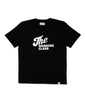 THE WORKING CLASS TEE S/S (BLACK)