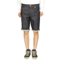 잼블(ZAMBLE) ZB 7198  navy denim shorts