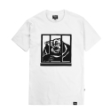 파퓰러너드(POPULARNERD) Angry Bear t-shirt white
