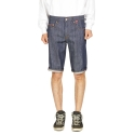 잼블(ZAMBLE) ZB 0149  french navy denim shorts