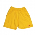 [SURGICAL STEEL] SIMPLE COLORFUL SHORT PANTS_YELLOW