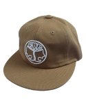 팜스트럭(FARM'S TRUCK) Farms Logo_6panel cap (Beige)
