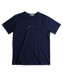 팜스트럭(FARM'S TRUCK) Forest Campaign_ ½ shirt (Navy)