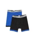 챔피언 Champion Stretch Boxer Brief 2 PACK(ROYAL/BLACK)