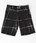 콰이트(QUITE) [콰이트]CROSSLINE SHORTS/KHAKI