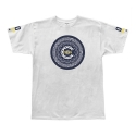 크룩스앤캐슬(CROOKS & CASTLES) Mens Knit Crew T-Shirt - Crks West Squad