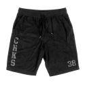 크룩스앤캐슬(CROOKS & CASTLES) Mens Knit Sweatshort - Crks 38