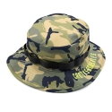 크룩스앤캐슬(CROOKS & CASTLES) Mens Woven Bucket Hat - Martyr Boonie