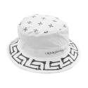 크룩스앤캐슬(CROOKS & CASTLES) Mens Woven Bucket Hat - Muerto