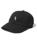 라이풀 KANCO CURVED 6PANEL CAP black