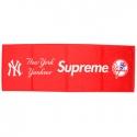 슈프림 Supreme [슈프림] New york yankees supreme hand towel (레드) 한정판 핸드타월