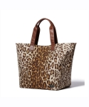 헤드포터(HEAD PORTER) LEOPARD TOTE BAG XL