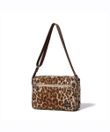 헤드포터(HEAD PORTER) LEOPARD SHOULDER BAG(M)-LEOPARD